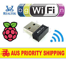 USB 150M Wireless N WiFi Network Card 802.11n Adapter Raspberry Pi 2