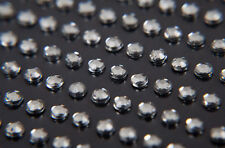 12000 x BULK PACK of 4mm Self Adhesive DIAMANTE Stick On Rhinestone GEMS, CRAFT