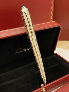 💚🔥 Cartier Roadster Pen Dubai Exclusive Limited Edition 2000 pices Only 🔥💚