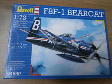 Revell 04680  F8F-1  Bearcat  1/72 scale.