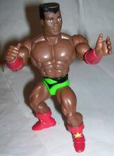 1985 OLMEC Sun Man Flat Head Action Figure MOTU He-Man wrestler knockoff