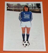 285 SENECHAL RPSM STRASBOURG MEINAU AGEDUCATIFS FOOTBALL 1973-1974 73-74 PANINI