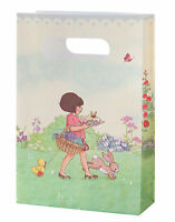 TALKING TABLES BELLE & BOO PARTY FAVOR GIFT BAGS WITH NAME TAG STICKERS LABELS
