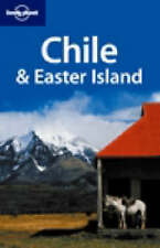 Lonely Planet Chile & Easter Island-ExLibrary