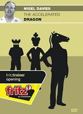 ChessBase Davies - The Accelerated Dragon  - fritztrainer - Schach - NEU / OVP !
