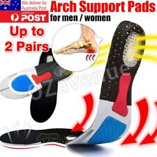 Plantar Fasciitis Insoles Foot Arch Support Insert Orthotic Shoes Orthotics Pad