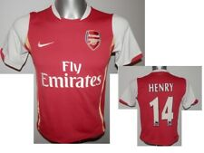 2006-07 FC Arsenal Henry #14 Home football shirt Soccer Jersey youth size MB