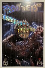 Friday The 13th Special #1, Prism Foil Edition, NM Limit 500 with CofA Avatar