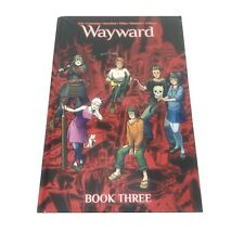 WAYWARD VOL #3 HARDCOVER Image Comics Supernatural Action Collects #1-10  HC