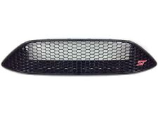 Ford Focus ST Front Radiator Honeycomb Black Grille With Red ST Badge New OEM