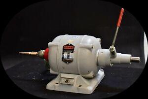Redwing 26A Dental Lab Polishing Polisher Lathe Buffer Machine Auto chuck 115V