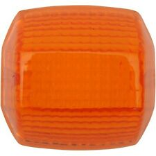 K&S Technologies - 252040 - DOT Approved Turn Signal Replacement Lens, Amber Kaw