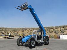 2014 Genie Gth-844 44' 8,000Lb Telescopic Reach Forklift 8K Telehandler bidadoo