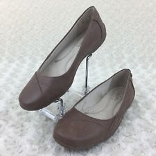 Life Stride Divine Tan Maven Size 5 M Casual Comfort Flats Shoes Round Toe $60