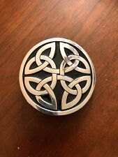 Celtic Irish Ancient Knot Rope With Bottle Opener Metal Unisex Men's Belt Buckle