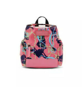 Hunter Backpack Disney Limited Edition Mary Poppins Pink Rubberised Leather