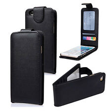 Flip Wallet Leather Case for iPhone X 8 7 6 5S SE 5C Plus cover