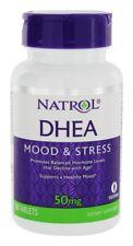Natrol DHEA50mg Mood & Stress Unterstützung. - 60 Tabletten, Lieferung aus DE