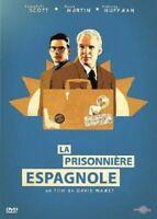 DVD : La prisonnière espagnole - Steve Martin - NEUF