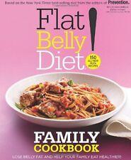 Flat Belly Diet! Family Cookbook by Liz Vaccariello, Sally Kuzemchak RD