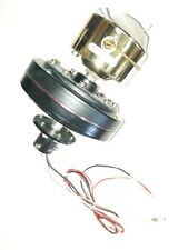 0006 NEW Hunter Replacement Ceiling Fan Motor, Wiring Harness & Gold Tone housng