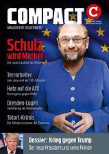 COMPACT MAGAZIN 03/2017 KRIEG GEGEN TRUMP/ANIS AMRI/DRESDEN/SCHULZ/HÖCKE/WILDERS