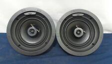 "Klipsch RIC-65 6-1/2"" 140-Watt Passive 2-Way In-Ceiling Speaker (PAIR)(SIC13472)"
