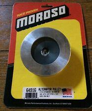 NOS Moroso 64916 Alternator Pulley fit Mitsubishi Alt.