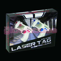 Laser Tag Shooting Game 2 Player Executive Home Adult Children Office Game