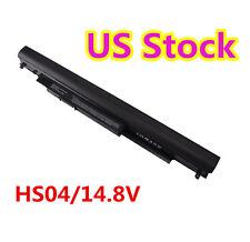 HS04 Battery for HP 15-AC121DX 15-A 15-ay191ms 15-ac130ds 15-af131dx 15-af112nr