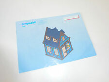7847 fachwerkhaus blue house playmobil BA ( only the manual is sold)