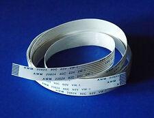 FFC a 7pin 1.25 pitch 1000cm 1m câble ruban Câble Flat Flex Cable ribbon AWM