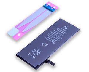 Akku Battery Batterie für Original iPhone  6 für Alle iOS  ti ic  Klebepads
