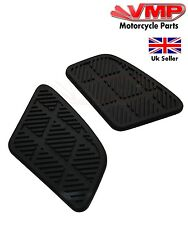 Classic Motorcycle Cafe Racer Fuel Tank Rubber Knee Pad Grip Inserts