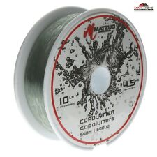 Copolymer Fishing Line 10lbs 600yds Lo-Vis Green ~ New