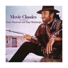 CD ENNIO MORRICONE - MOVIE CLASSICS OST  743214467923