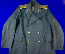 Soviet Russian USSR early post WW2 Marshal Avaition Army Raincoat Coat Uniform