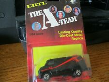 "ERTL ""The A Team"" 1/64th scale Die cast Metal Replica Iem #1823 Made in U.S.A."