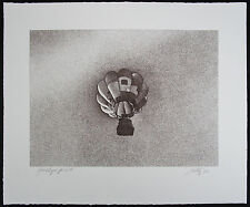 Ron RUBLE, Original Lithograph, Goodbye from the Vespers Suite, Signed