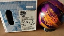 New 13LB Brunswick Jagged Edge Hybrid Bowling Ball 42081