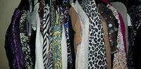 10kg wholesale joblot some tags new  and pre owned womens grade a Mixed resale