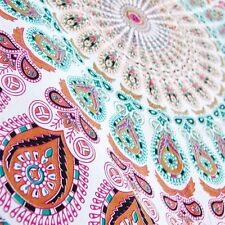 HIPPIE indian mandala decor wall hanging psychedelic tapestry throw gypsy sheet