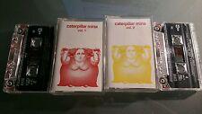 MINA Caterpillar vol. 1 e 2 (PDU/EMI 1991)  2 cassette RARO originale