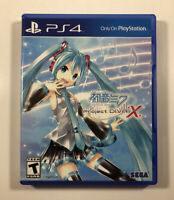Hatsune Miku: Project Diva X (Sony PlayStation 4 / PS4, 2016) Fast Free Shipping