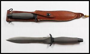 Vintage GERBER MARK II 2 fighting knife VIETNAM 1975 MK II 2 MK2 RARE NICE