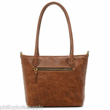 ONA Leather Capri Camera Tote Bag (Cognac) >Chic Handcrafted Premium Leather Bag