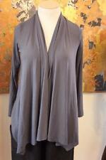 """NWT Tart Collections Anthropologie Versatile Blue """"Amry Wrap"""" Swing Jacket XS"""