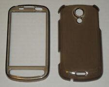 Samsung Epic 4G D700 Crystal Hard Plastic Case Grey