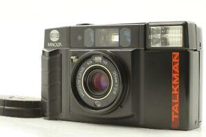 EXC+++++ MINOLTA  AF-S TALKMAN Speak English & Japanese Film Camera from Japan