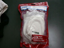 New listing Wilson Standard Volleyball Knee Pads Size Junior Wht2500